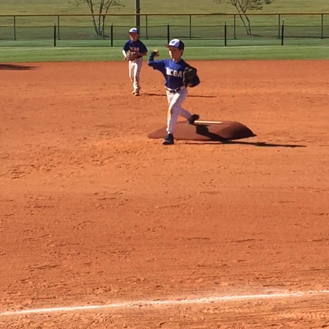 ncbaseballacademy 10u team played some great baseball today!